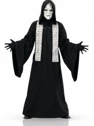 Phantom-Kostüm Herrenkostüm für Halloween schwarz-weiss