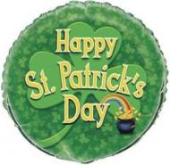 Riesiger Luftballon St. Patrick