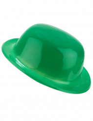 Grüner Melonen-Hut für Erwachsene