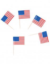USA-Flagge Zahnstocher