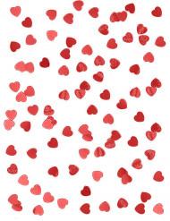 Rote Herzen Konfetti - Valentinstag 14g