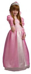 Prinzessinnen-Kostüm für Stehkragen für Mädchen