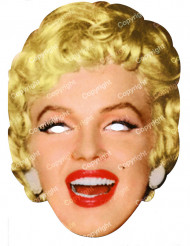 Marilyn Monroe-Maske
