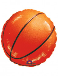 Alu-Luftballon Basketball