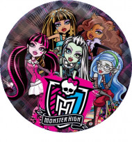 Monster High  Ballon aus Aluminium