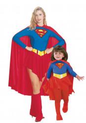 Supergirl™-Paarkostüm für Mutter und Tochter