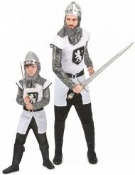 Ritter-Paarkostüm für Vater und Sohn