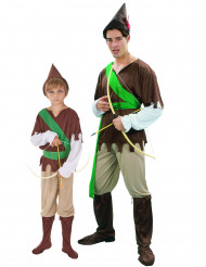 Waldmann Paar-Kostüm für Vater & Sohn