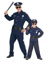 Polizisten-Paarkostüm für Herren