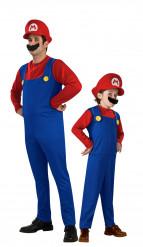 Mario™-Paarkostüm für Vater & Sohn