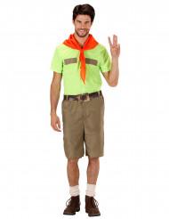Pfadfinder-Kostüm für Herren