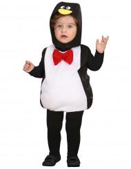 Pinguin-Kostüm für Babys bunt