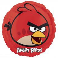 Roter Angry Birds™ Aluballon