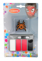 Spinnen-Schminkset für Jungen