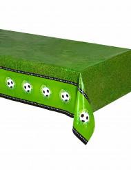 Fussball-Partytischdecke Fanartikel 130 x 180 cm Grün-schwarz-weiss