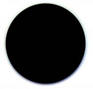 Schwarze Gesichts- und Körperschminke von Grim