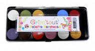 Grim'tout Kirmes-Farbpalette 12 Farben