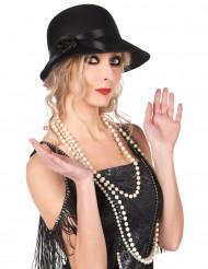 20er Jahre Charleston-Hut für Damen