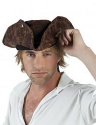 Verstellbarer Piraten-Hut für Erwachsene