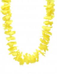 Gelbe Hawaii Blumen-Kette
