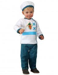 Koch-Kostüm für Babys