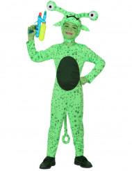 Alien-Kostüm für Jungen