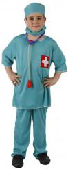 Chirurgen-Kostüm für Jungen