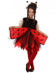 Marienkäferchen-Kostüm für Mädchen