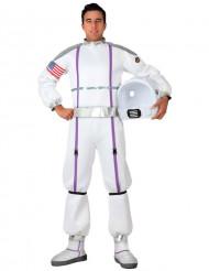 Astronauten-Kostüm für Herren