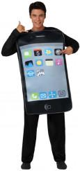 Smartphone-Kostüm für Erwachsene