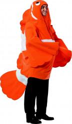 Clown-Fisch - Kostüm für Erwachsene