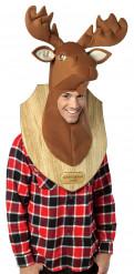 Hirschkopf-Trophäe - Kostüm für Erwachsene