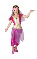 Orientalisches Tänzerinnen-Kostüm in für Mädchen
