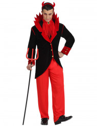 Düsteres Teufels-Kostüm für Herren