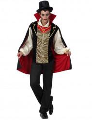 Vampir-Grafen-Kostüm für Herren