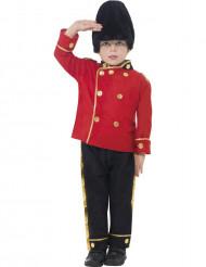 Englischer Wachmann - Kostüm für Kinder