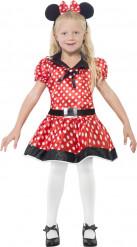Maus-Kostüm für Mädchen