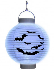 Fledermaus LED-Lampion aus Papier Halloween