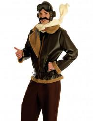 Militär-Flieger-Kostüm für Herren