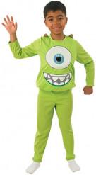 Die Monster Uni™-Bob-Kostüm für Kinder 2-teilig grün