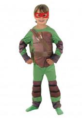 Ausgepolstertes Ninja Turtle™-Kostüm für Jungen