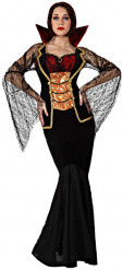 Vampir Gräfinnen Kostüm für Damen