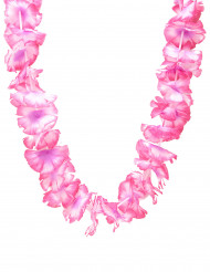 Rosafarbene Hawaii-Halskette