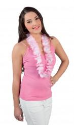 Rosa Hawaii-Halskette