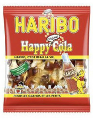 Haribo Gummibärchen Cola 100g