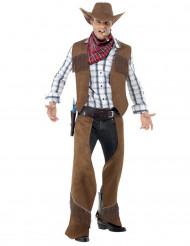 Wilder Westen Cowboy-Kostüm für Herren
