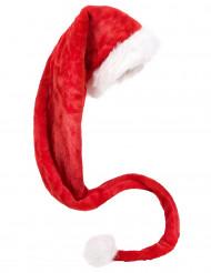 Lange Weihnachtsmann Zipfelmütze