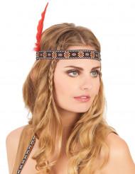 Indianer Kopfbedeckung