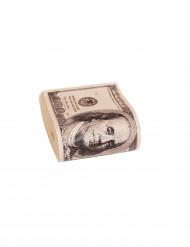 Geldbündel aus unechten Dollars