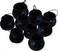 6 Mini-Hexenkessel